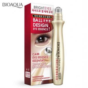 Эссенция для глаз с роликом BIOAQUA Ball Design Eye Essence, 15 мл Осветляющая