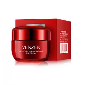 Крем для кожи вокруг глаз антивозрастной, увлажняющий VENZEN Big Eye Cream, 30 г