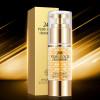 Крем для кожи вокруг глаз с золотом и черной икрой VENZEN 24К Gold Caviar Eye Cream, 35 мл