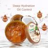 Гель для лица и тела с кокосом и коллагеном DISAAR Coconut Gel 99%, 300 мл. Многофункциональный