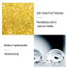Крем с фильтратом улитки и 24К золотом VENZEN Gold Snail Silky Hydrating, 50 г. Омолаживающий