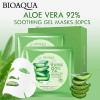 Маска успокаивающая с экстрактом алоэ вера BIOAQUA Soothing & Moisture Aloe Vera 92%, 30 мл