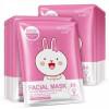 Маска увлажняющая с экстрактом вишни (сакуры) BIOAQUA Cherry Blossoms Facial Mask, 30 г