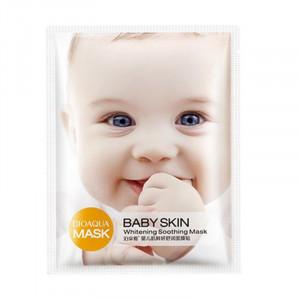Маска тканевая для лица BIOAQUA Baby Skin Whitening Soothing Mask, 30 г Осветляющая