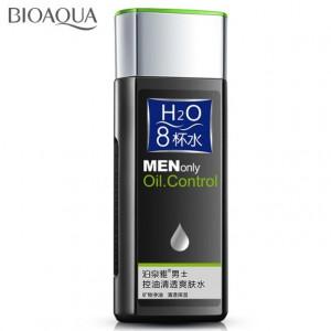 Тоник для лица BIOAQUA Men Only Oil Control Refreshing Toner, 130 мл