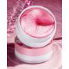 Патчи гидрогелевые для глаз смягчающие и тонизирующие с экстрактом персика BIOAQUA Peach Extract Hexapeptide 60 шт