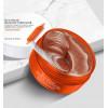 Патчи гидрогелевые от отёков и тёмных кругов под глазами c экстрактом красного апельсина IMAGES Eye Mask Blood Orange, 60 шт
