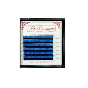 Ресницы MixC C 0,07 MIX 6 линий Blue