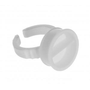 Кольцо для клея пластиковое с перегородкой