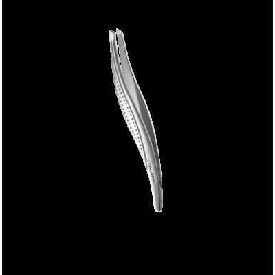 Пинцет для бровей CLASSIC 12 TYPE 3 (широкие скошенные кромки) TC-12/3