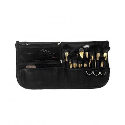 Пояс визажиста PROFESSIONAL Makeup Tool Belt  поясная сумка, косметичка.