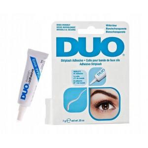 Клей для пучков и накладных ресниц прозрачный DUO Lash Adhesive Clear , 7g