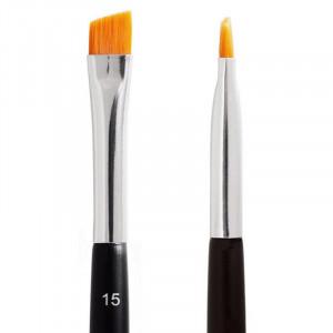 Кисть для бровей ANASTASIA Duo Brow Brush (без упаковки)