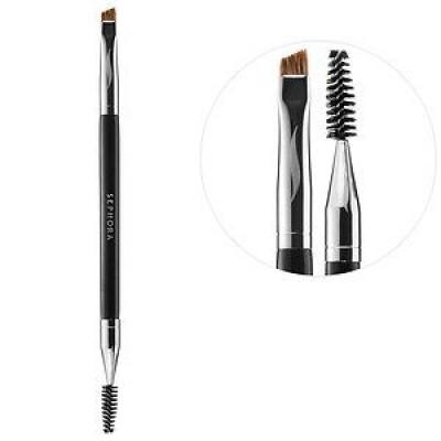 Кисть для бровей с ершиком SEPHORA Pro Brow Brush #20