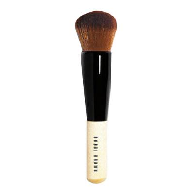 Кисть для пудренных и кремовых текстур BOBBI BROWN Full Coverage Face Brush