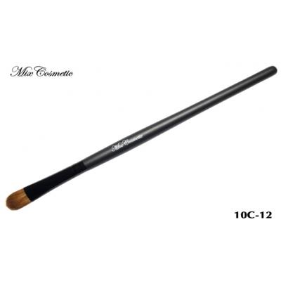 Кисть для нанесения теней MixCosmetic ворс колонок (соболь)  10С-12