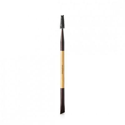 Кисть для моделирования бровей INNISFREE Eco Beautytool Dual Eyebrow Brush Violet