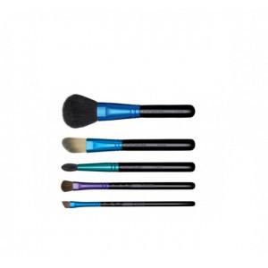 Набор mini кистей для макияжа MAC Holiday Collection Basic 5 шт.