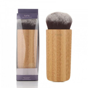 Кисть для румян и контуринга Tarte Swirl Power Contour & Bronzer Brush
