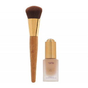 Кисть для тона и ВВ кремов Tarte Bamboo Foundcealer Brush
