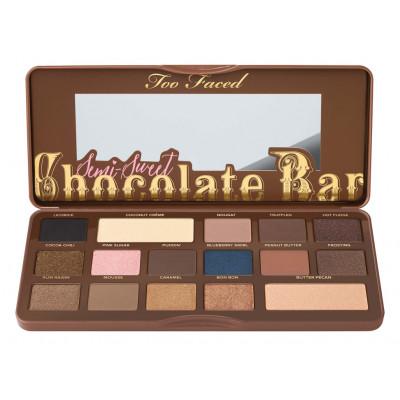 Палетка теней TOO FACED  Chocolate Bar Semi Sweet