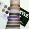 Палетка теней KYLIE Kyshadow The Purple Palette