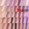 Палитра теней 35 сливовых оттенков MORPHE  Plum 35P