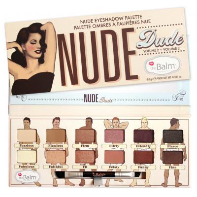 Палитра теней theBalm  Nude Dude
