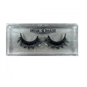 Ресницы накладные натуральные MINK 3D HAIR 010