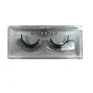 Ресницы накладные натуральные MINK 3D HAIR  E-3