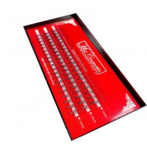 Ресницы в пучках MixCosmetic 14 мм
