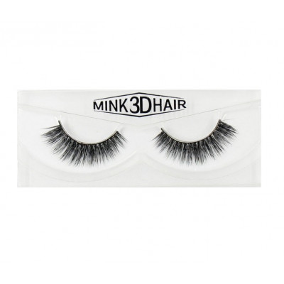 Накладные натуральные ресницы Mink 3D Hair S203