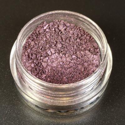 """Пигмент """"Фиалка"""" MixCosmetic темно фиолетовый сатин 6035."""