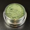 """Пигмент """"Аспарагус"""" MixCosmetic зеленый с золотом сатин 6056."""