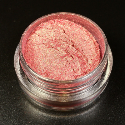 "Пигмент ""Розовая фуксия"" MixCosmetic розовый сатин 66R4."