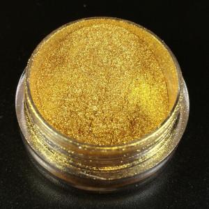"""Пигмент """"Золотая пшеница"""" MixCosmetic золотое сияние 7392."""