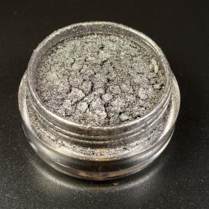 "Пигмент ""Каменный цветок"" MixCosmetic серый сатин 6092."