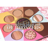 Палетка бронзеров и корректоров  Too Faced The Little Black Book Of  Bronzers