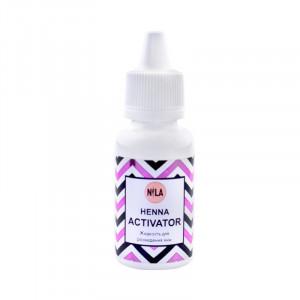 Жидкость для разведения хны NILA Henna Activator, 30 мл