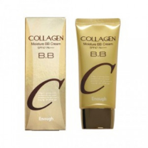BB крем с коллагеном ENOUGH COLLAGEN Moisture BB Cream SPF47 PA+++, 50 г
