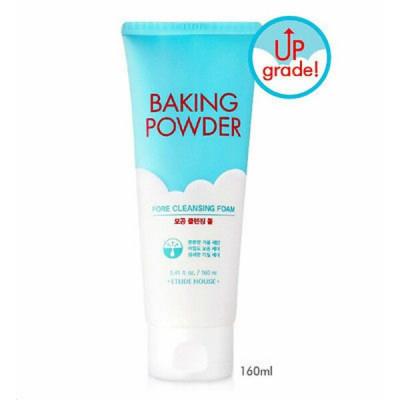 Пенка для умывания и глубокого очищения пор ETUDE HOUSE Baking Powder, 160 мл