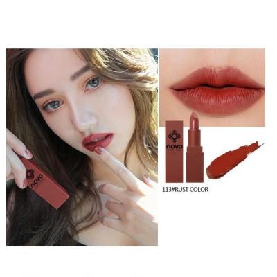 Помада матовая для губ NOVO Lipstick #113