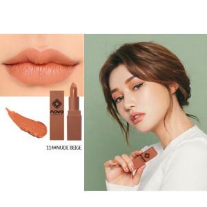 Помада матовая для губ NOVO Lipstick #114