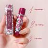 Бальзам для губ MOLVSENLIN Lip Balm Красный Гранат
