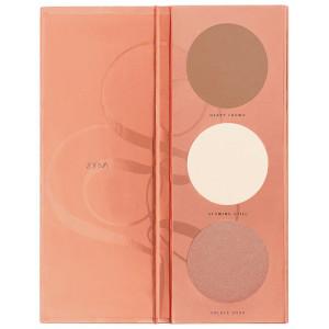 Палетка для контурирования ZOEVA Rose Golden Blush Palette