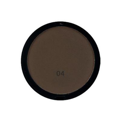 Моделирующая пудра MAYCHEER Extreme perfect №4 Цвет горький шоколад