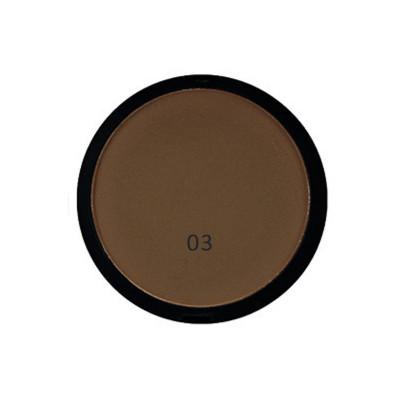 Моделирующая пудра MAYCHEER Extreme perfect pressed powder №3 Цвет жженная умбра
