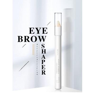 Карандаш для фиксации бровей + точилка PUDAIER Eye Brow Shaper