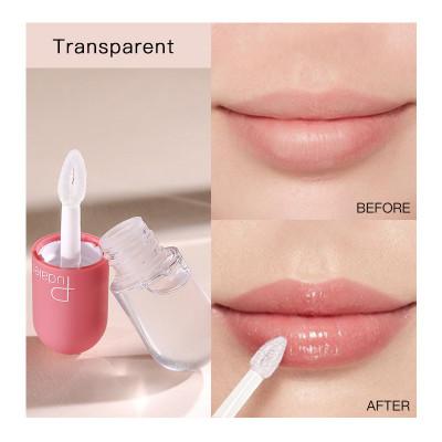 Блеск для губ PUDAIER Sexy Lip Pills Mini Прозрачное стекло