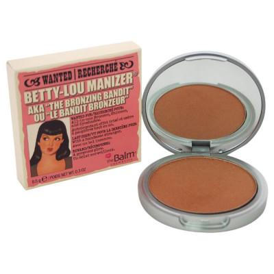 Бронзер для лица и тела TheBalm Betty-Lou Manizer